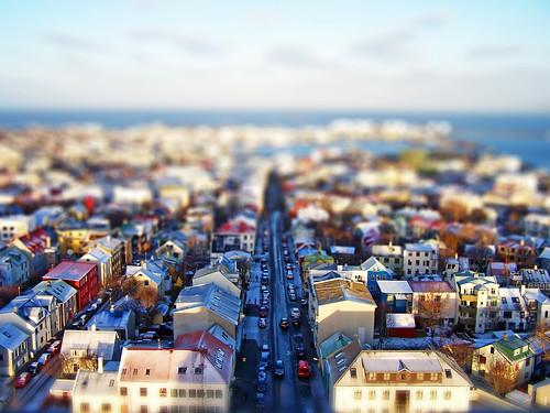 reykjavik miniature