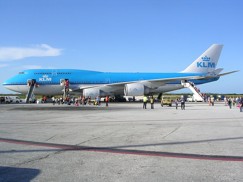 boeing wallpaper. KLM Boeing 747 wallpaper