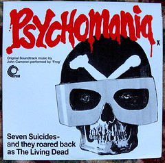 John Cameron / Psychomania (Soundtrack) (bradleyloos) Tags: music skulls skull 1971 album suicide vinyl retro frog albums seven fotos lp trunk wax albumart soundtrack bikers recordalbums albumcovers johncameron recordcover rekkids vintagevinyl motionpicture psychomania vinylrecord musiccollection vinylrecords psychotronic albumcoverart vinyljunkie trunkrecords vintagerecords recordroom thelivingdead recordlabels myrecordcollection recordcollections originalsoundtrack vintagemusic lprecords collectingvinylrecords lpcoverart bradleyloos bradloos oldrecordalbums collectingrecords ilionny sevensuicides imagepsychomania albumcoverscans vinylcollecting therecordroom greatalbumcovers collectingvinyl recordalbumart recordalbumcollectors analoguemusic 333playsmusic collectingvinyllps collectionsetc albumreleasedate coverartgallery lpcoverdesign recordalbumsleeves vinylcollector vinylcollections performedbyfrog sevensuicidesandtheyroaredbackasthelivingdead musicvinylscovers musicalbumartwork vinyldiscscovers