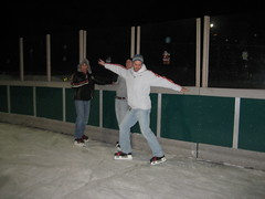 Ice Skating @ Schenley Park