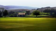 serenity - yorkshire landscape dales england yorkshiredales springtime medium farm serenity