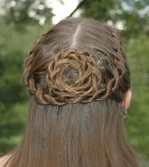 half classic twist (spicybraids) Tags: classic hair longhair twist half braids braid