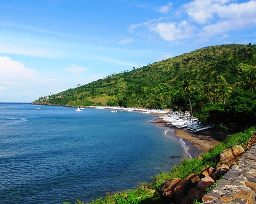 Bali - The south headland and beyond