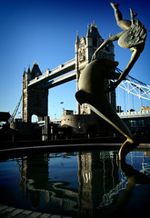 TOWER BRIDGE - by fabbriciuse