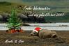 Frohe Weihnachten (fotouwe) Tags: christmas skye scotland nikon kayak d70 seal seakayak greetings merrychristmas weihnachtskarte dunvegan weihnachtsgrüse neujahrswünsche fotouwe wwwmeiervisionde
