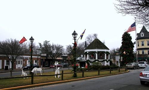The Village of Amityville