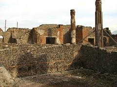 Casa del Fauno V (crypto) Tags: italy pompeii faun fauno