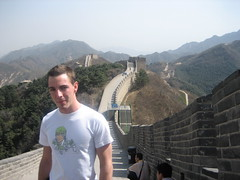 the great wall of china (beijing) (honte) Tags: china beijing greatwallofchina