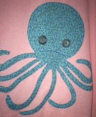 octopus skirt (~aorta~) Tags: octopus etsy applique aorta