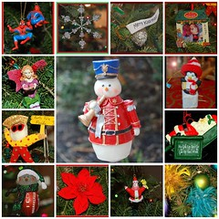 My Christmas Ornaments (moorz84) Tags: christmas tree fdsflickrtoys 2006 ornaments dec20 moorz84