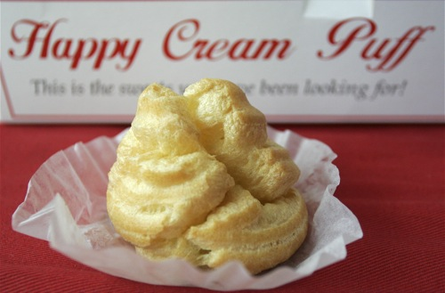 Happy Cream Puff - 5