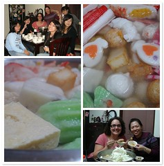 Hot Pot with 4-3A Girls
