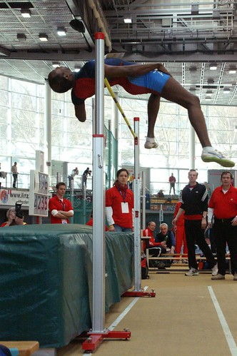 """Linz - World Master Veterans Athletics Championship Indoor - The Flight • <a style=""""font-size:0.8em;"""" href=""""http://www.flickr.com/photos/26679841@N00/333074301/"""" target=""""_blank"""">View on Flickr</a>"""