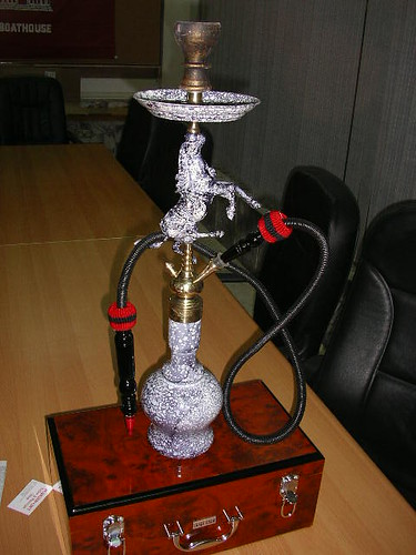 How to assemble a Hookah