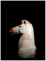 La cabeza (Lanpernas 2.0) Tags: madrid horse caballo escultura grecia museodeelprado