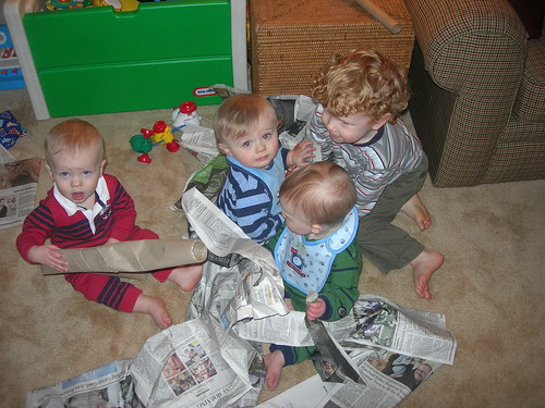 Although my one-year-old nephews are precious, as is older brother Jack, ...