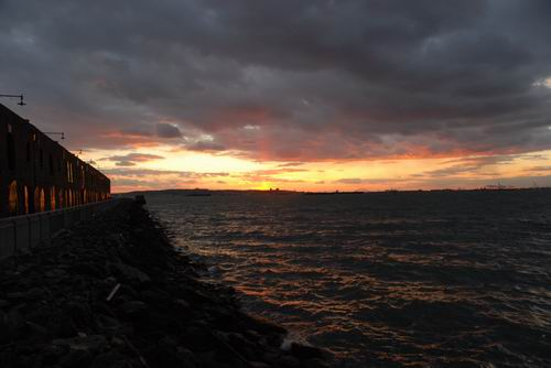 Red Hook Sunset Two