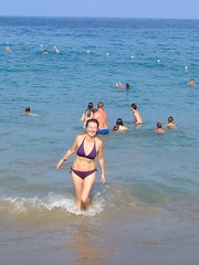 Dominican 06 (Whitey's Pics) Tags: family vacation beach water smile fun holidays dominican bikini caribbean swimsuit bathingsuit swimwear sosua beachwear casamarina whiteyspics