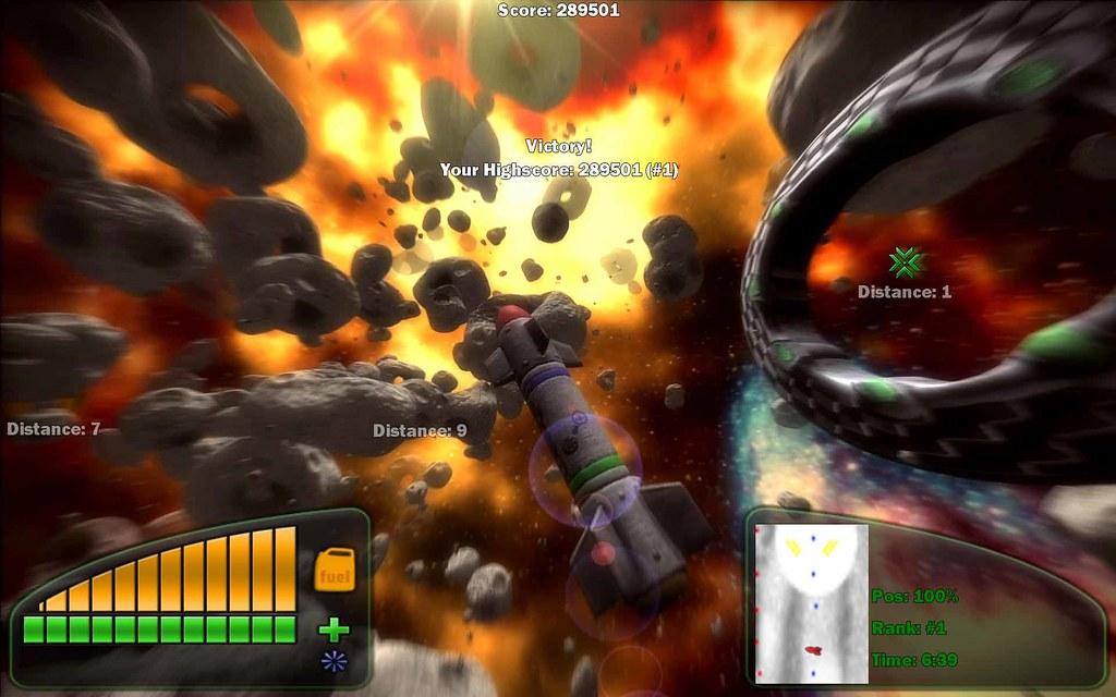 XNA Rocket Commander