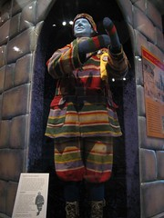 funky outfit for cold weather (davidsilver) Tags: stpaul winterbreak minnesotahistoricalsociety