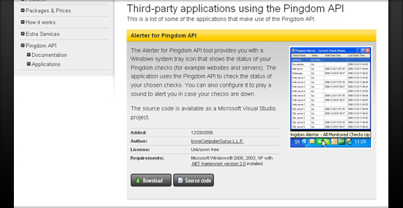 061229 pingdom api applications
