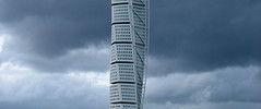 Turning torso and heavy skies