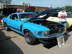 1970 Boss 302 Ford Mustang