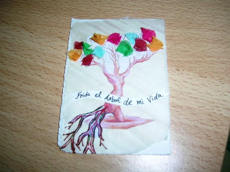 Frida arbol vida