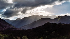 Mountains near Die