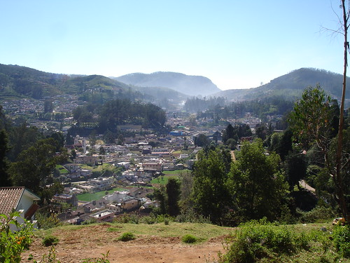 Ooty Hill Top View - 1