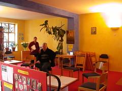 Essen reception area