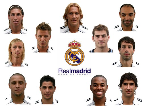 Real Madrid Best Football Player