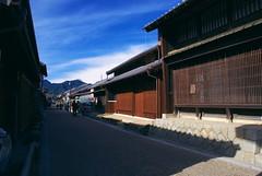 関宿の町並み