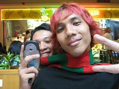 tora and insun (@kapkap) Tags: 23 lucid desember gath