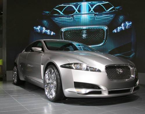Best Car of Jaguar C-XF Concept