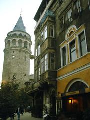 Galata (gingigin) Tags: tower turkey istanbul galata enginar
