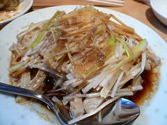 本牧:中華菜舘 清心