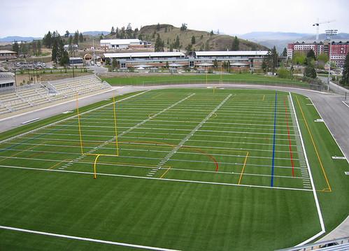 Hillside Stadium, City of Kamloops