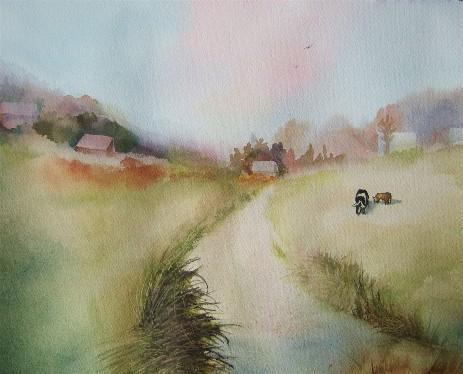 warmer pastures