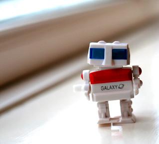 Robot Stroll