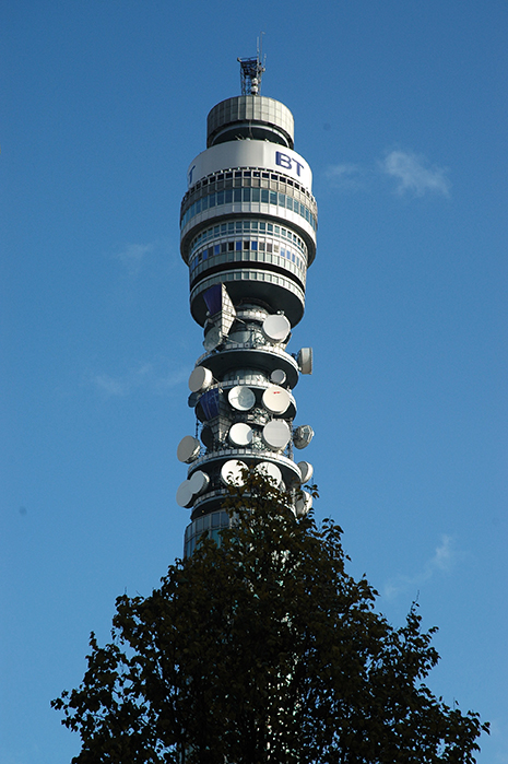 BT Tower :: Click for previous photo