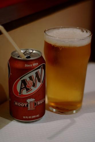 """""""Root beer? But it's not beer?"""""""