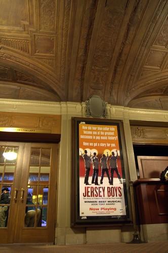 Curran Theater Lobby