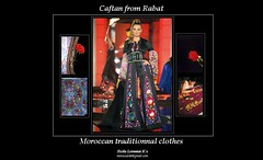 Caftan from Rabat - Morocco