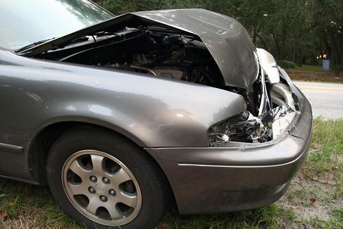 Car crash - Picture 001