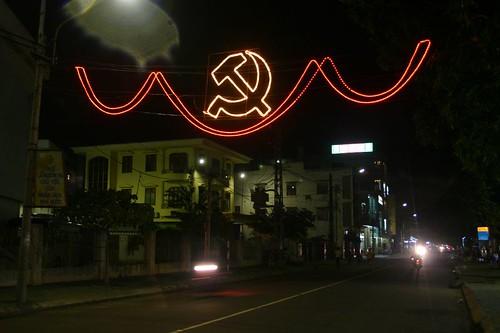 Quy Nhon street scene...
