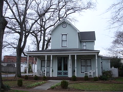 Home in Bank Street Historic District, Decatur AL 12