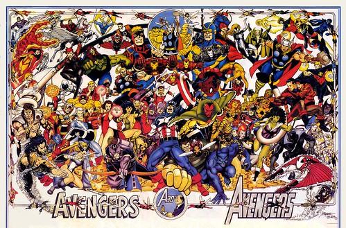 Avengers 30 aniversary