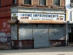 home improvements, bed-stuy (gkjarvis) Tags: nyc newyorkcity newyork brooklyn storefront runs bedstuy bedfordstuyvesant homeimprovements