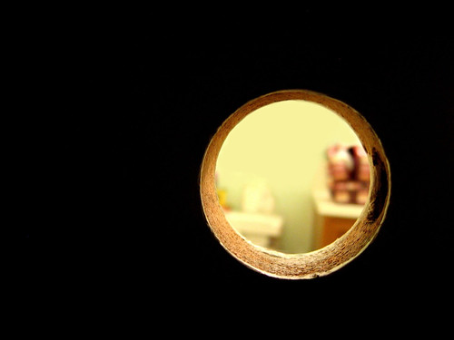 Peeping Tom.